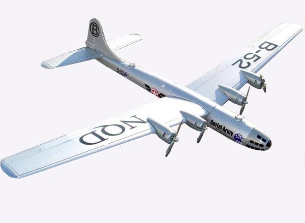 RC 2CH Airplane <b>B52 Bomber</b>