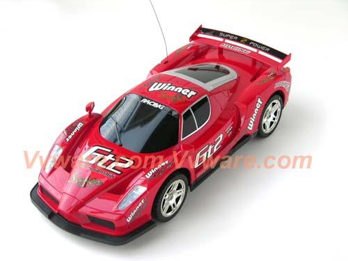 1 10 Scale Gt2 Racing Rc Car 3323 1 10 Scale Gt2 Racing Rc Car 3323
